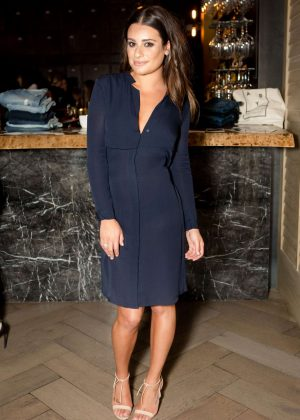 Lea Michele - AYR Fall Collection Party in Los Angeles