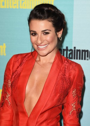 Lea Michele - Entertainment Weekly Party at Comic-Con in San Diego