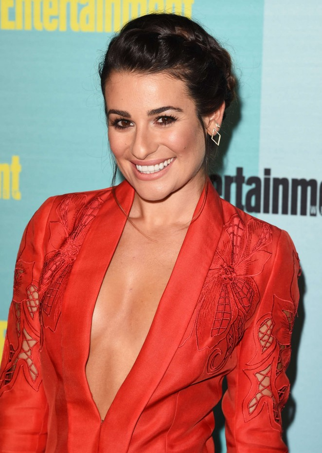 Lea Michele – Entertainment Weekly Party at Comic-Con in San Diego