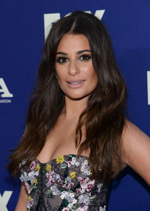 Lea Michele - FOX 2016 Summer TCA All-Star Party in West Hollywood