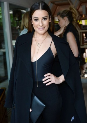Lea Michele - Imagine Vince Camuto Launch Event in Beverly Hills