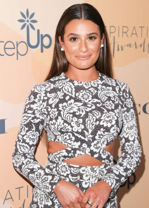 Lea Michele - Inspiration Awards 2017 in Los Angeles