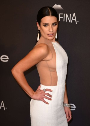 Lea Michele - InStyle and Warner Bros 2016 Golden Globe Awards Post-Party in Beverly Hills