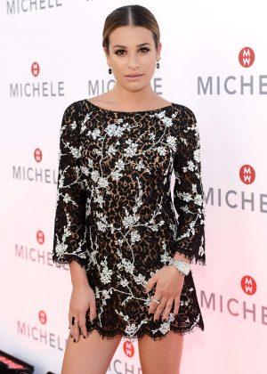 Lea Michele - Michele Watches and Lea Michele Host Leading Lady Event in Las Vegas