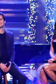 Lea Michele - On 'The Tonight Show Starring Jimmy Fallon' in NYC