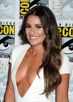 Lea Michele - 'Scream Queens' Press Line at Comic-Con International in San Diego