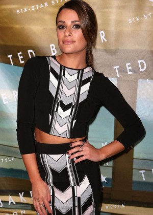 Lea Michele - Ted Baker London SS 2016 Launch Event in West Hollywood