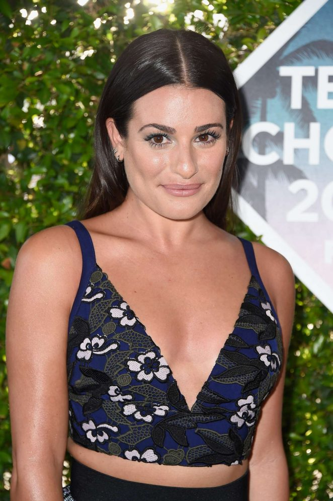Lea Michele - Teen Choice Awards 2016 in Inglewood