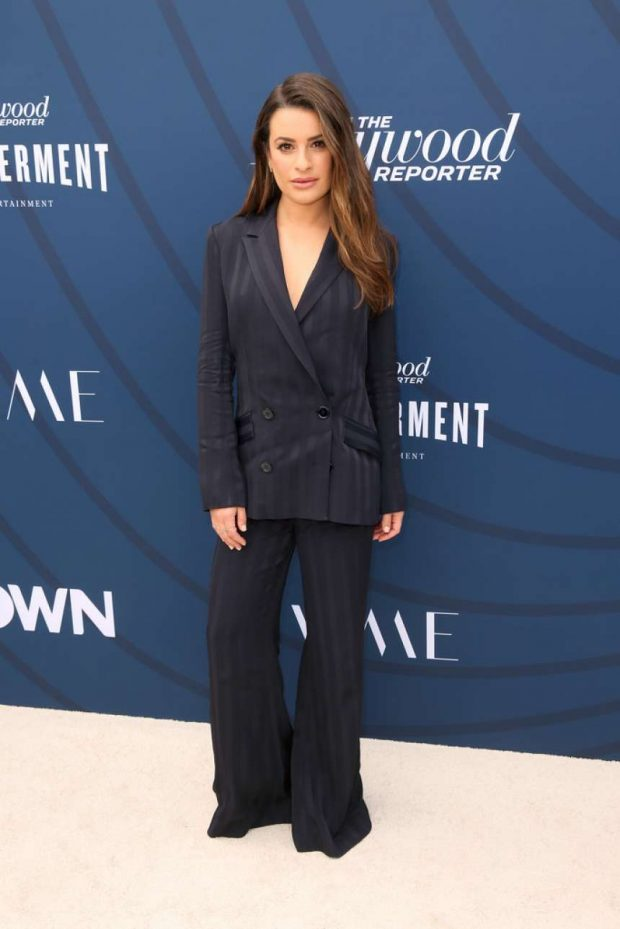 Lea Michele: The Hollywood Reporters Empowerment In Entertainment Event 2019 -02