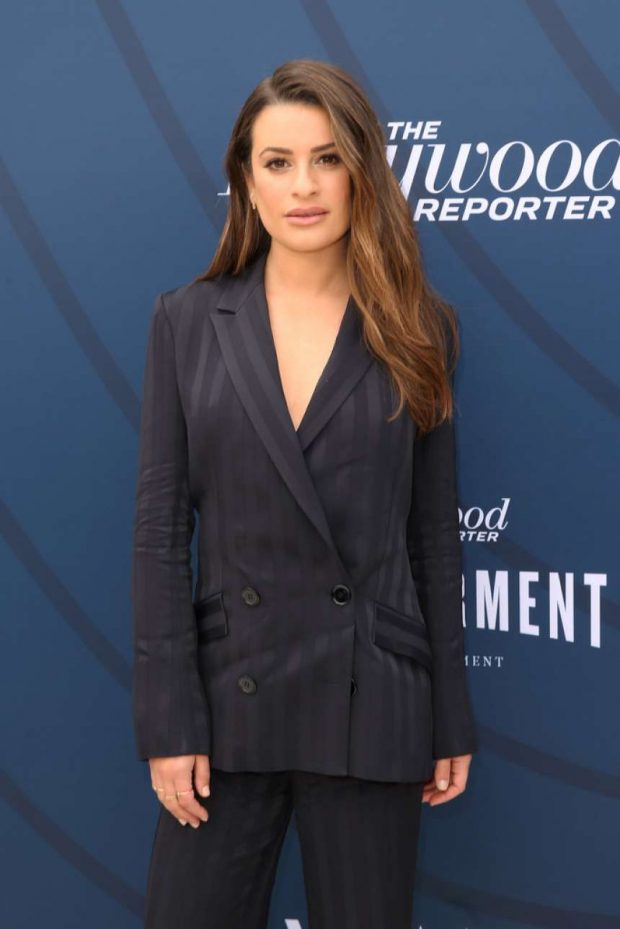 Lea Michele - The Hollywood Reporter's Empowerment In Entertainment Event 2019 in Hollywood