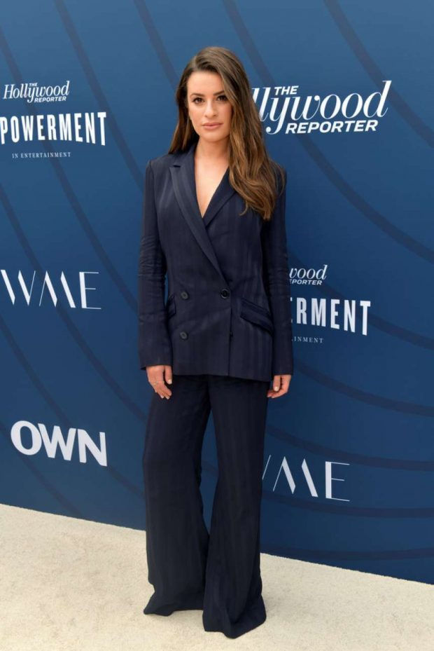 Lea Michele: The Hollywood Reporters Empowerment In Entertainment Event 2019 -05