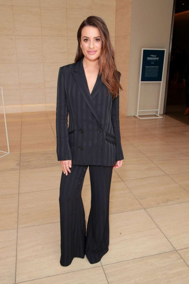 Lea Michele: The Hollywood Reporters Empowerment In Entertainment Event 2019 -06