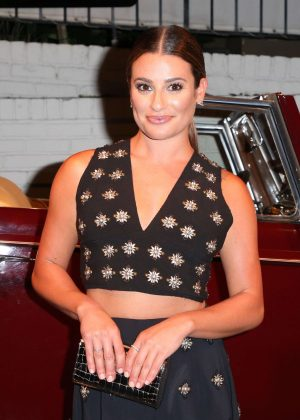 Lea Michele - 'The Last Tycoon' After Party in LA