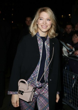 Lea Seydoux - Charles Finch & CHANEL Pre-BAFTA Party in London