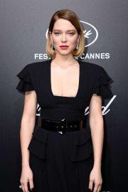 Lea Seydoux - Chopard Trophy at Agora 2019 Cannes Film Festival