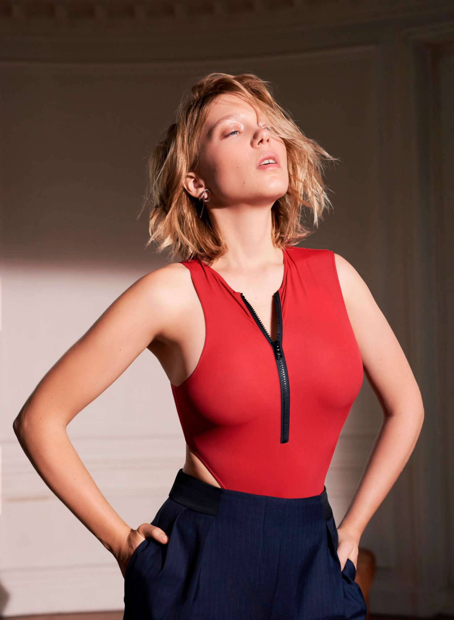 Lea Seydoux – Esquire Magazine (September 2016)