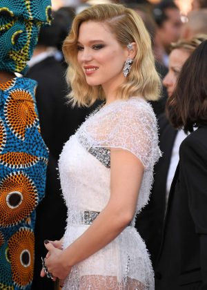 Lea Seydoux - 'Everybody Knows' Premiere and Opening Ceremony at 2018 Cannes Film Festival