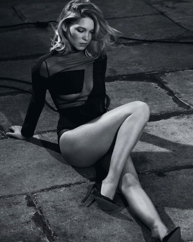 Lea Seydoux 2015 : Lea Seydoux: GQ Australia 2015 -06
