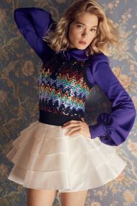 Lea Seydoux - Harper's Bazaar UK Magazine (May 2020)