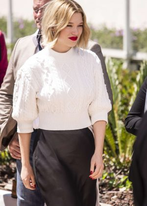 Lea Seydoux - 'It's Only the End of the World' Photocall at 2016 Cannes Film Festival