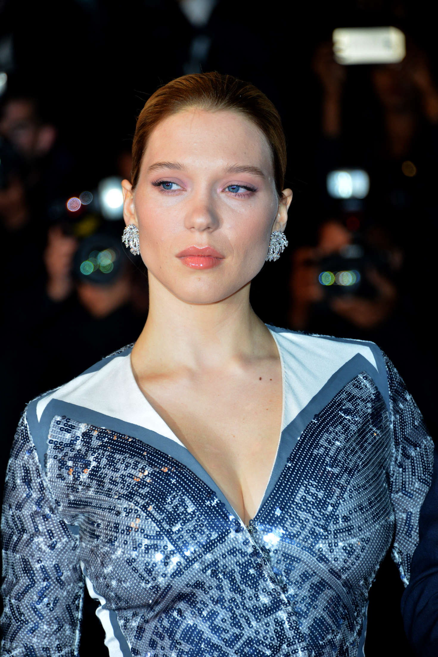Lea Seydoux In Elle Magazine France February 2014 Issue: 'It's Only The End Of The World' Premiere At