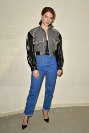 Lea Seydoux - Louis Vuitton Cruise 2020 Fashion Show at JFK Airport in NY
