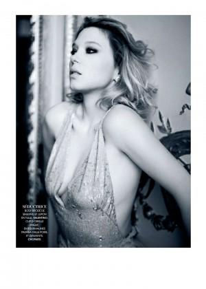 Lea Seydoux - Madame Figaro Magazine (May 2015)