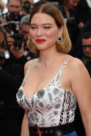 Lea Seydoux - 'Oh Mercy!' Premiere at 2019 Cannes Film Festival