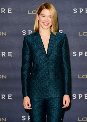 Lea Seydoux - 'Spectre' Photocall in London