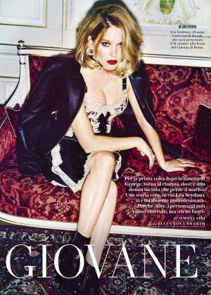 Lea Seydoux - Vanity Fair Italy Magazine (October 2018)