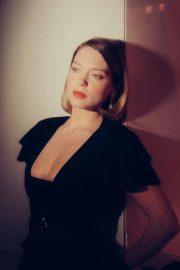 Lea Seydoux  - Vanity Fair Quotiden Portraits for 2019 Cannes Film Festival
