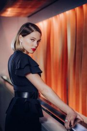 Lea Seydoux - Vanity Fair Quotidien in Cannes (May 2019)