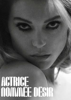 Lea Seydoux - Vogue Paris Magazine (April 2015)