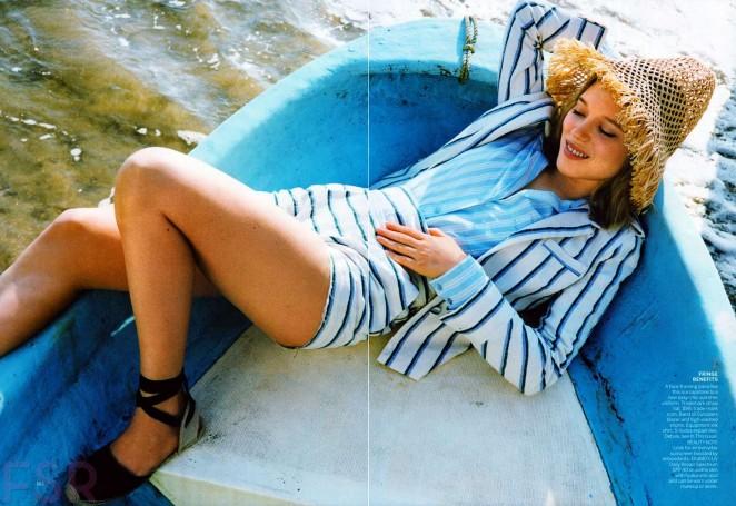 Lea Seydoux – Vogue US Magazine (June 2015)