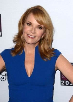Lea Thompson - 16th Annual Les Girls Cabaret in Hollywood