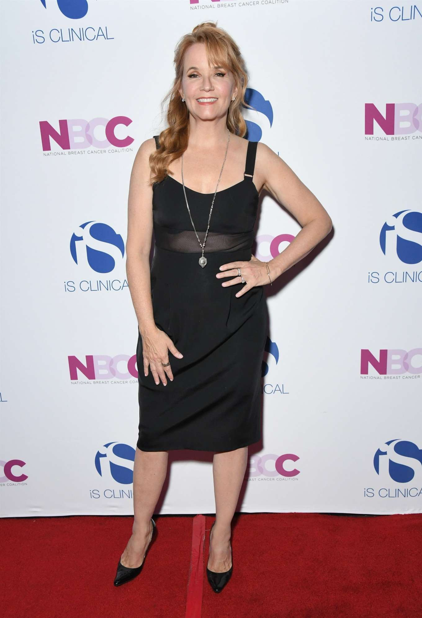 Lea Thompson - 19th Annual Les Girls Fundraiser in Los Angeles