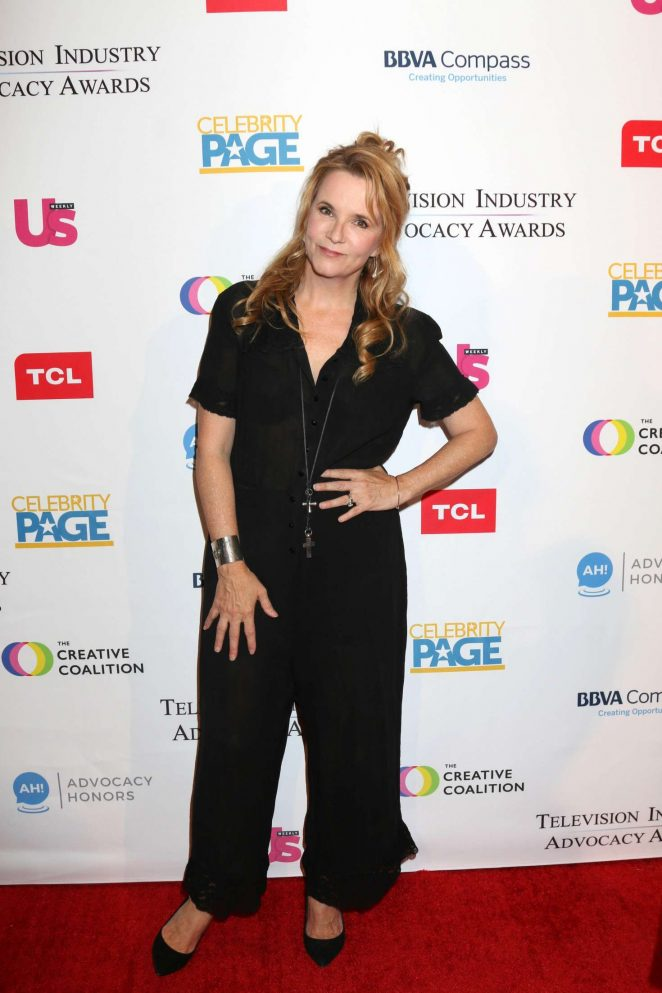Lea Thompson - 2018 Television Industry Advocacy Awards in LA