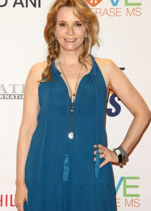 Lea Thompson - 24th Annual Race To Erase MS Gala in Los Angeles