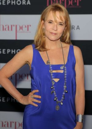 Lea Thompson - harper x Harper's BAZAAR September Issue Event in LA