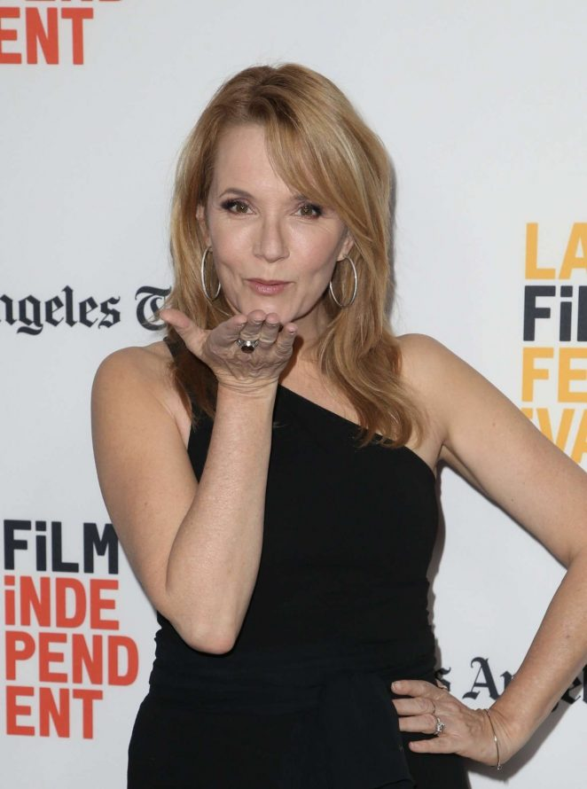 Lea Thompson - LA Film Festival 'The Year Of Spectacular Men' Premiere in Santa Monica