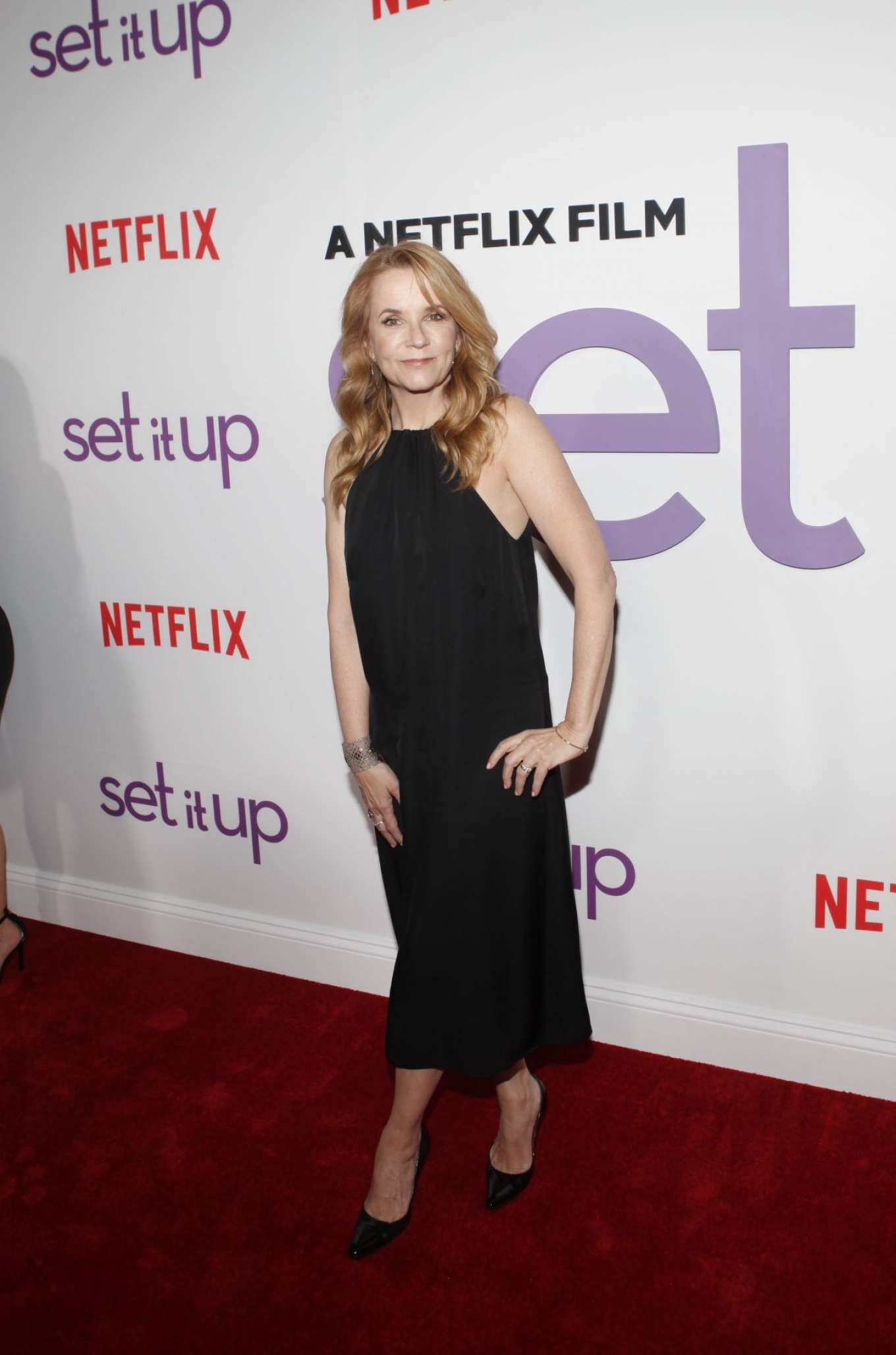 Lea Thompson - 'Set It Up' Specials Screening in New York