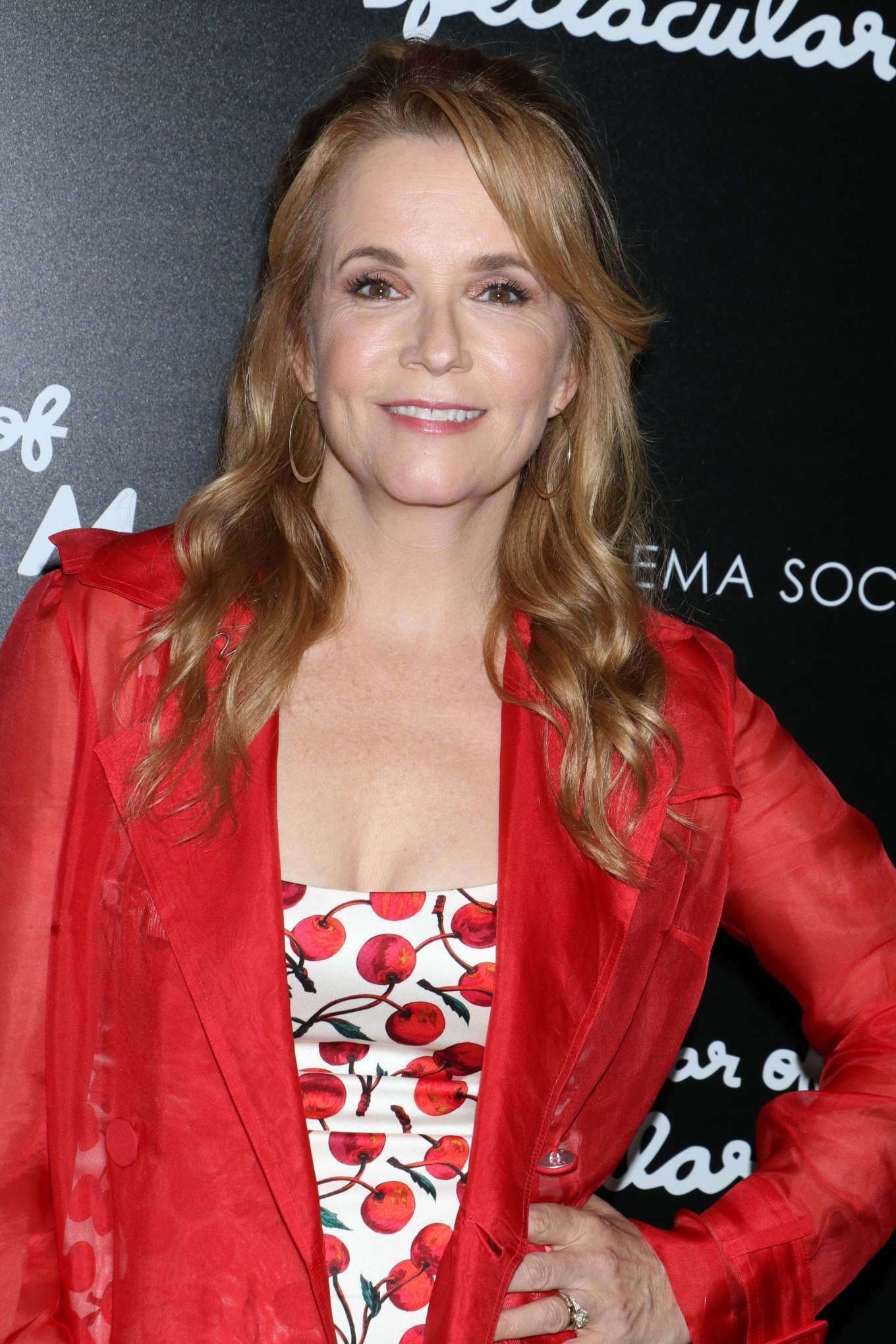 Lea Thompson 2018 : Lea Thompson: The Year Of Spectacular Men screening in New York -01