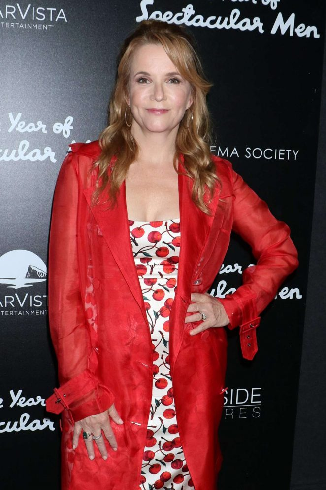 Lea Thompson - The Year Of Spectacular Men screening in New York