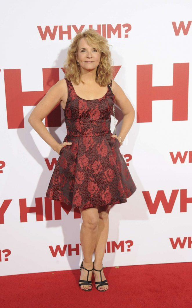 Lea Thompson - 'Why Him' Premiere in Los Angeles