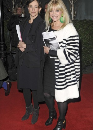 Leah and Jo Wood at Le Corsaire Ballet VIP Gala Night in London