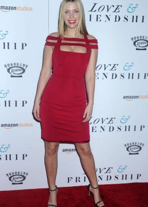 Leah Kelley - 'Love and Friendship' Screening in New York City