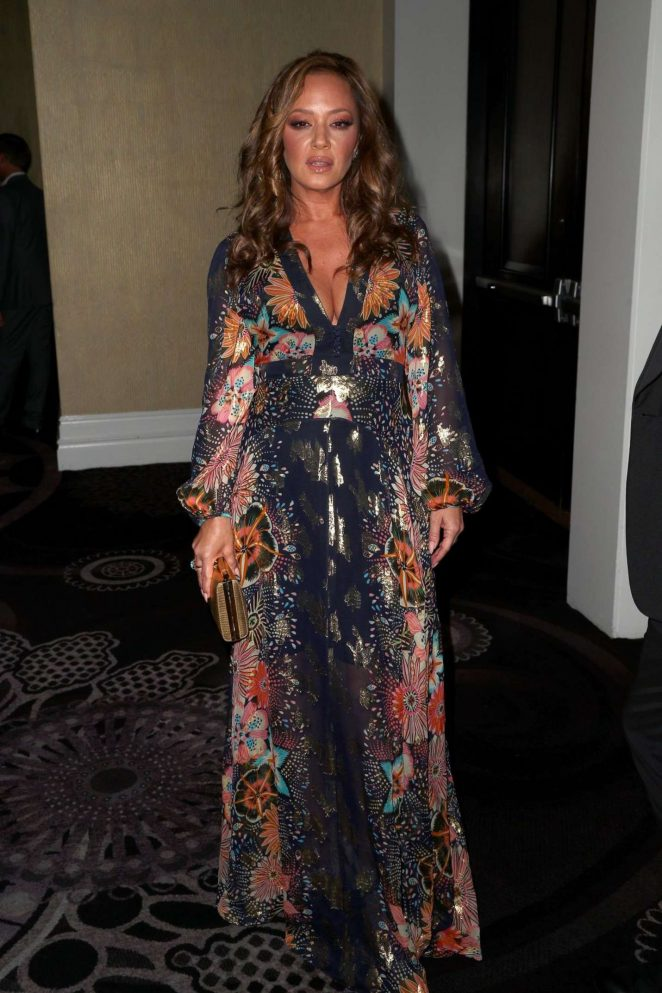 Leah Remini – 33rd Annual TCA Awards in Beverly Hills