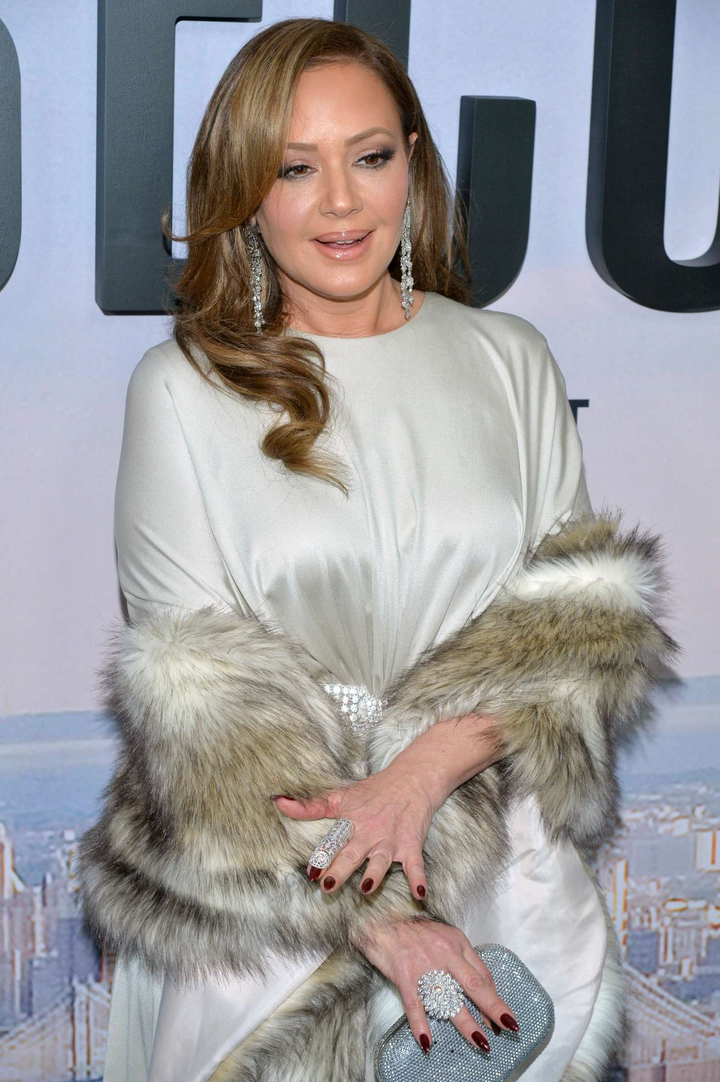 Leah Remini - 'Second Act' Premiere in NYC