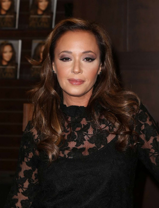 Leah Remini: Troublemaker Surviving Hollywood and Scientology Book Signing -09