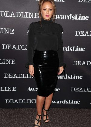 Leah Remini - The Contenders Emmys Presented by Deadline in Los Angeles